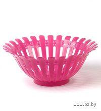 Подставка для фруктов пластмассовая (30*12 см, арт. 10327)