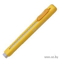 """Ластик-карандаш """"Clic Eraser"""" (желтый)"""