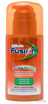 Бальзам после бритья FUSION Hydra Soothes Skin (100 мл)