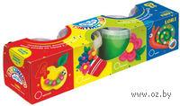 "Тесто для лепки ""Набор 4"" (в картонной коробке 4 цвета)"