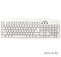 Клавиатура KS01 (белая)