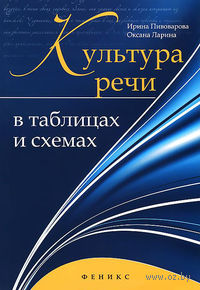 Культура речи в таблицах и схемах. И. Пивоварова, Оксана Ларина