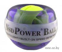 Тренажер кистевой Powerball Multi Light purple (250 Hz)