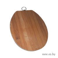 Доска разделочная бамбуковая (29х24х1,2 см)