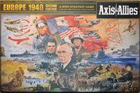 Axis & Allies Europe 1940