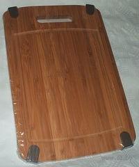 Доска разделочная бамбуковая (36*23,5*1,5 см)