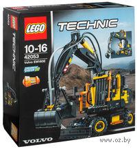 "LEGO Technic ""Экскаватор Volvo EW 160E"""