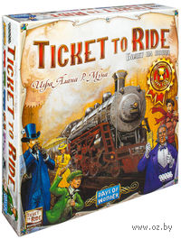Ticket to Ride. Америка