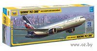 Боинг 767-300тм (масштаб: 1/144)