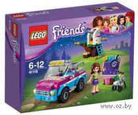 """LEGO. Friends. """"Звездное небо Оливии"""""""