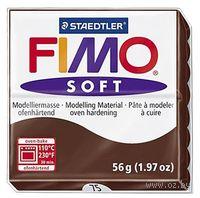 """Глина полимерная """"FIMO Soft"""" (какао; 56 г)"""