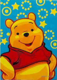"""Картина по номерам """"Винни Пух"""" (100x150 мм; арт. MA264)"""