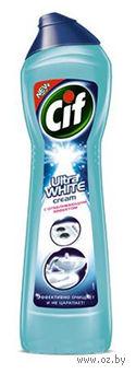 "Чистящий крем CIF ""Ultra White"" (250 мл)"
