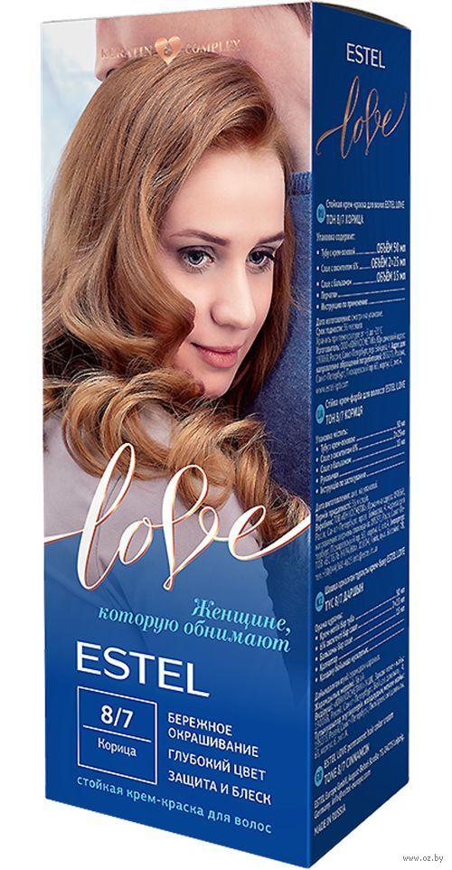 Краска для волос estel celebrity инструкция. Нежная текстура.