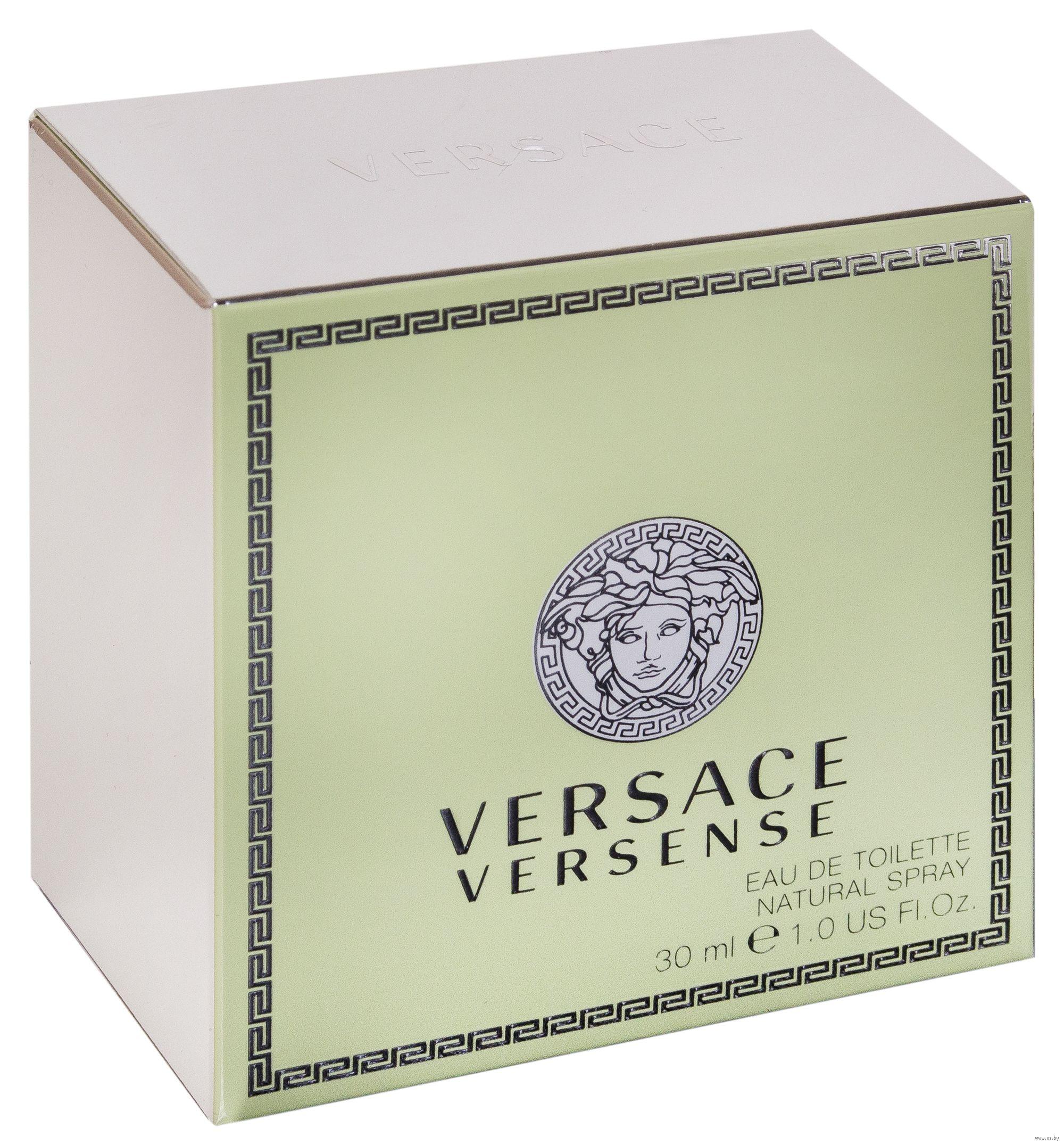 Туалетная вода для женщин Versace