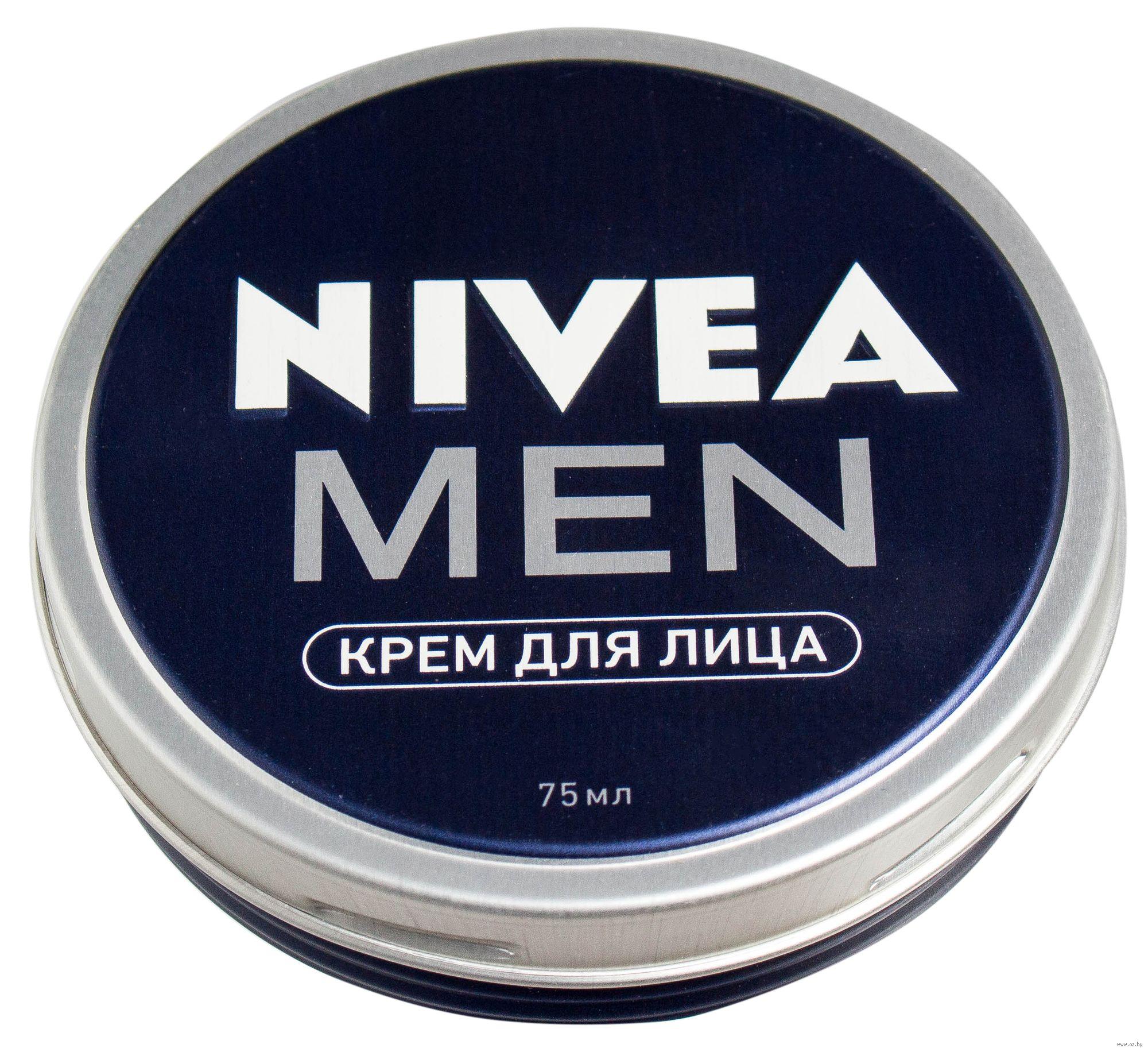 """<b>Крем для лица</b> """"<b>Nivea Men</b>"""" (75 мл) NIVEA : купить в интернет ..."""