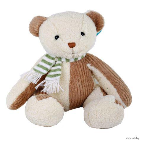 """Мягкая игрушка """"Мишка в шарфике"""" (24 см) — фото, картинка"""