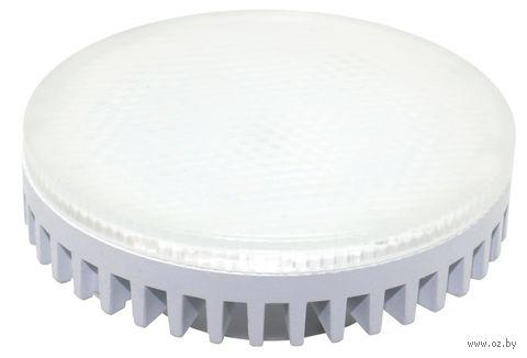 Светодиодный (LED) Tablet GX53 Smartbuy-6W/4000K/Матовое стекло
