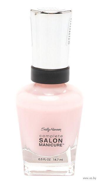 """Лак для ногтей """"Complete salon manicure"""" (тон: 160, нежно-розовый) — фото, картинка"""
