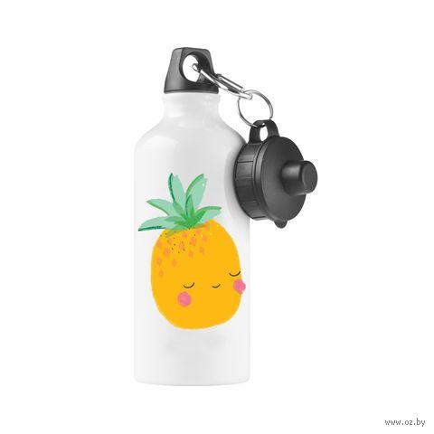 """Бутылка """"Скромный ананас"""" (500 мл; арт. 730) — фото, картинка"""