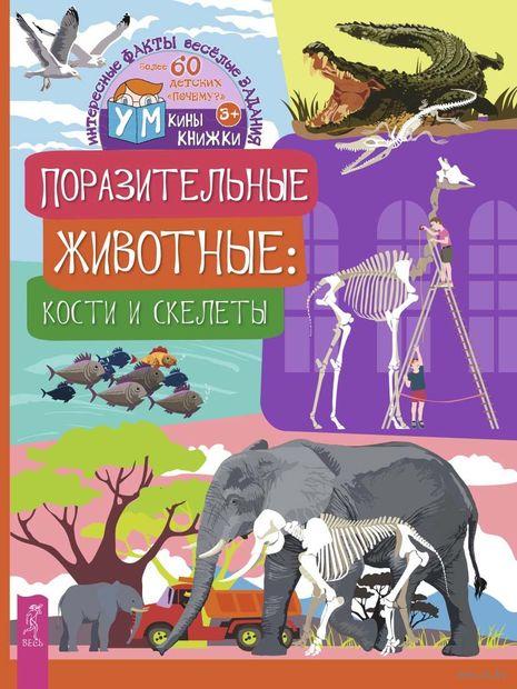 Поразительные животные: кости и скелеты — фото, картинка