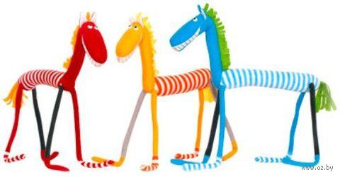 """Мягкая игрушка """"Лошадка слим"""" (26 см)"""