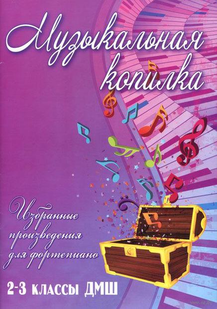 Музыкальная копилка. Избранные произведения для фортепиано. 2-3 классы ДМШ. Светлана Барсукова