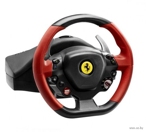 Руль Thrustmaster Ferrari 458 Spider Racing Wheel, Xbox ONE