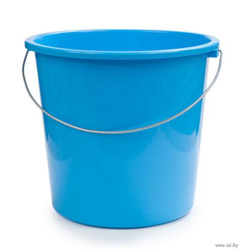 Ведро (7 л; голубая лагуна) — фото, картинка