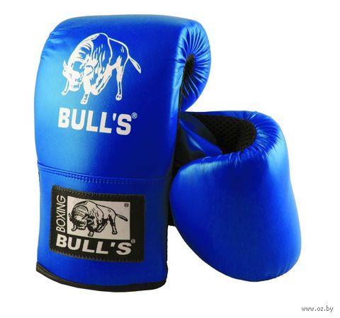"""Перчатки снарядные """"Bull's"""" (XL; синие) — фото, картинка"""
