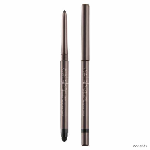 """Карандаш для глаз водостойкий """"Long Wear Retractable Pencil"""" тон: черный — фото, картинка"""