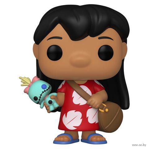 """Фигурка """"Disney. Lilo and Stitch. Lilo with Scrump"""" — фото, картинка"""