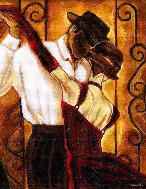 """Вышивка крестом """"Танец """""""
