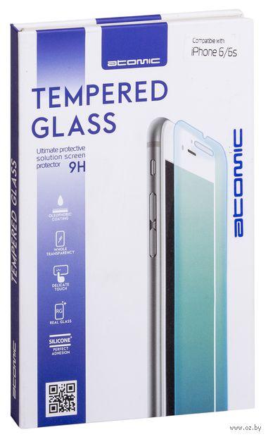 Защитное стекло Atomic для Apple iphone 6/6s — фото, картинка
