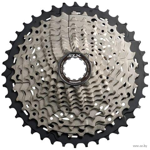 Кассета для велосипеда M7000 (11 скоростей; звёзды 11-42) — фото, картинка