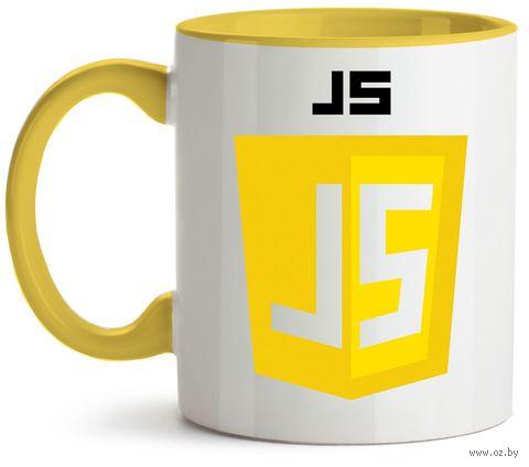 """Кружка """"JavaScript"""" (арт. 340) — фото, картинка"""