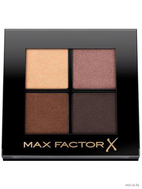 """Палетка теней для век """"Colour X-Pert Soft Touch Palette"""" тон: 003 — фото, картинка"""