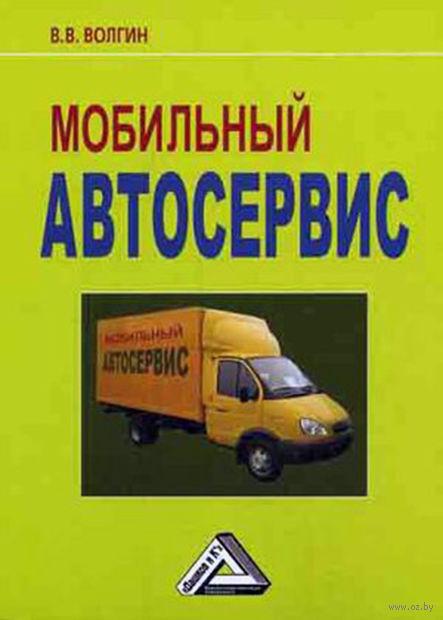 Мобильный автосервис. Владислав Волгин