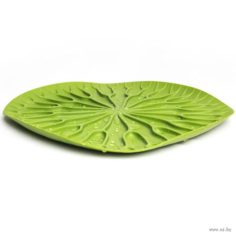 "Сушилка-поднос ""Lotus"" (зеленая)"
