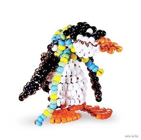 """Набор для бисероплетения """"Пингвин"""" — фото, картинка"""