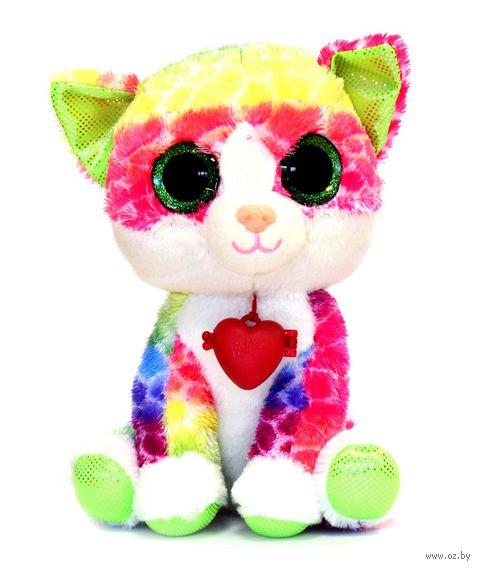 """Мягкая игрушка """"Котик Фенсик"""" (22 см) — фото, картинка"""