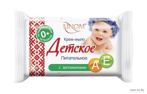"""Крем-мыло детское """"Питательное"""" (65 г) — фото, картинка"""