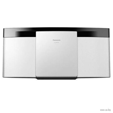Аудиосистема Panasonic SC-HC200EE-W (белая) — фото, картинка