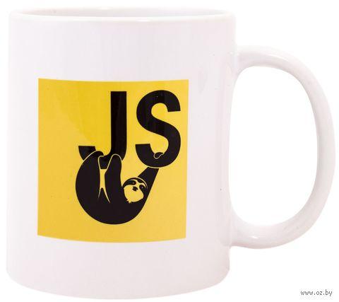"""Кружка """"JavaScript"""" (арт. 357) — фото, картинка"""