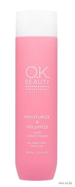 "Кондиционер для волос ""Moisturize and Volumize"" (250 мл) — фото, картинка"