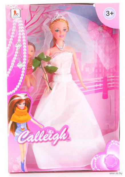 """Набор кукол """"Calleigh. Невеста с девочкой"""""""