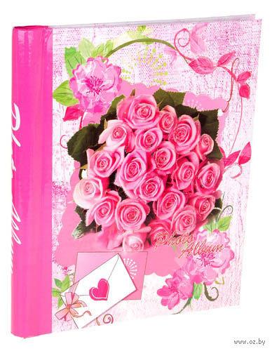 """Фотоальбом """"Энергия роз"""" (20 магнитных листов) — фото, картинка"""