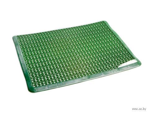 """Коврик для прихожей """"Step"""" (зеленый) — фото, картинка"""