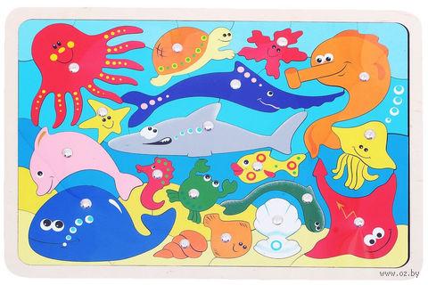 """Рамка-вкладыш """"Океан"""" — фото, картинка"""