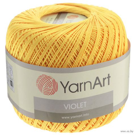YarnArt. Violet №4653 (50 г; 282 м) — фото, картинка